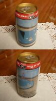 OLD AUSTRALIAN COLLECTABLE BEER CAN, WEST END HALL OF FAME ROSCO McGLASHAN