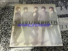 SS501 Mini Album - Rebirth Normal Edition CD NEW Sealed Return of 5MEN SS 501