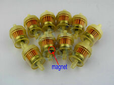"10x Honda ATV Motorcycle Inline GAS Carburetor Fuel Filter 1/4"" 6-7mm ENGINE Y2"
