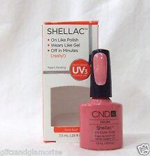 CND Creative Nail Shellac Gel Polish Rose Bud  .25oz/7.3ml