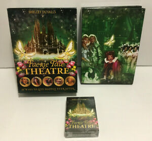 Shelley Duvalls Faerie Tale Theatre: The Complete Series (DVD, 2008, 7-Disc Set)