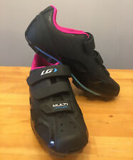 New! Garneau Women's Multi Air Flex Cycling Shoes US Sizes 7,8,10,11.5 Available