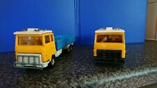 Matchbox super kings Ford Transcontinental Dropside Trucks. X 2