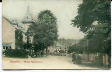 CPA - Carte Postale - Belgique - Wépion - Hôtel Peribonnier - 1908 (MO17665OK)