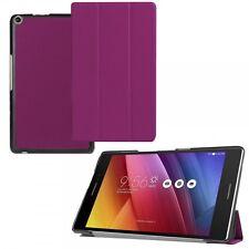 Smartcover Lila für ASUS ZenPad 8.0 Z380C Z380Kl Hülle Case Tasche Etui Schutz