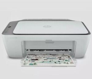 HP DeskJet 2722 All-in-One Printer, White