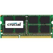 Memoria portatil DDR3 4GB crucial So