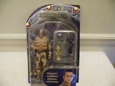 Stargate desert combat daniel jackson figure-MOC