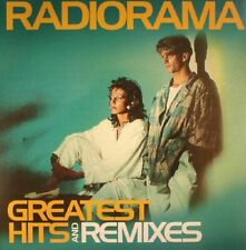 RADIORAMA - Greatest Hits & Remixes - Vinyl (LP)