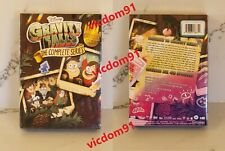 Gravity Falls The Complete Series (7-Disc DVD Box Set, 2018) NEW & SEALED