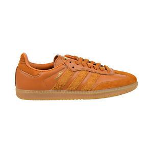 Adidas Samba OG FT Mens Shoes Craft Ochre-Craft Ochre-Gold Metallic cg6134