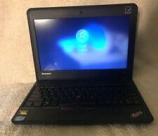 "Lenovo ThinkPad X131e 1.9GHz 11.6"" i3-3227U 320GB HHD 4GB RAM Windows 10"