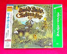 The Beach Boys Smiley Smile MINI LP CD + PROMO OBI JAPAN TOCP-50860