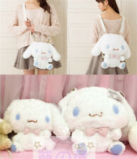 Lolita Cute Cinnamoroll Plush Cross Body Messenger Shoulder Bag Doll Backpack