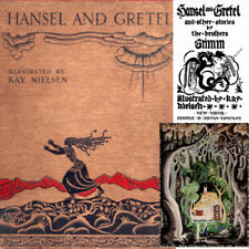 Kay Nielsen - Hansel and Gretel (First Edition [Doran]) - published in 1925