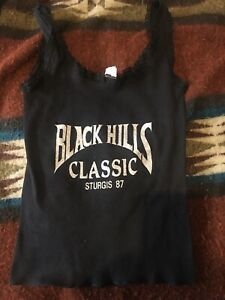 vintage harley davidson womens clothing 1987