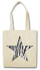 WHITE Tiger per star Hipster Bag-Borsa di stoffa sacchetto stoffa-Leo Pelo Tatuaggio NEW