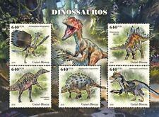 Guinea Bissau 2018 Dinosaurs S201806
