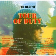 BEST OF TOUR OF DUTY SOUNDTRACK CD NEW