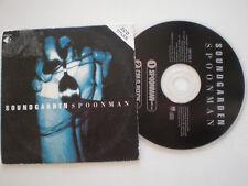 SOUNDGARDEN Spoonman EU CD-SINGLE EN CARTON 1994