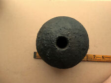 Fine Medieval Iron Bullet  Ball for Cannon  17-18 AD Kievan Rus