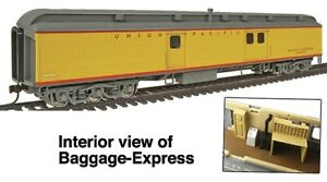 Walthers 10508 HO Scale Union Pacific HWT ACF 70' Baggage Car NIB