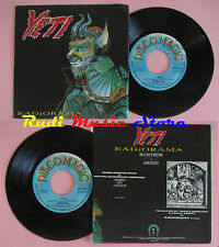 LP 45 7'' RADIORAMA Yeti italy DISCO MAGIC N.P.310 FARINA CRIVELLENTE cd mc dvd*