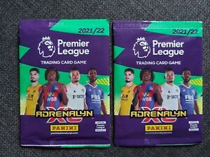 Premier League Trading Card Game 2021/22. Adrenalyn. Panini. Bundle 8 Cards. NEW