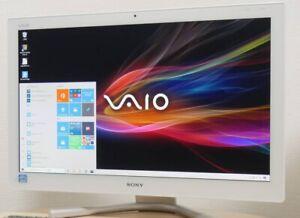 Sony VAIO desktop 24in. (Intel Core i5 2nd Gen., 2.4GHz, 8GB) All-in-One