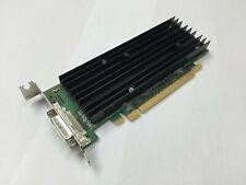 Nvidia Quadro NVS 290 Dual Display 256MB PCI-e x1 Graphics Card VGA DMS 59