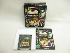 GENSO MADEN SAIYUKI Item ref/bdb Game Boy Color Nintendo Japan Boxed Game gb