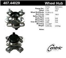 Pair Rear Wheel Bearing and Hub Assembly 2012-2015 FITS SCION IQ HA590472 512522