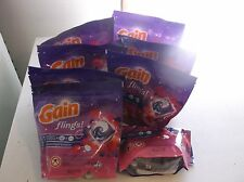 Gain flings moonlight breeze 3 in 1 detergent pods  8 packs lot of 16 ship free