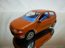 MAJORETTE FIAT PUNTO - METALLIC 1:43 - GOOD CONDITION