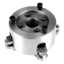 3inch K72-80 4-Jaw Independent & Reversible Jaw Metal Lathe Chuck Turning