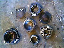 Farmall Bn B rowcrop tractor Original Ih (7) parts pieces cover cap bearing