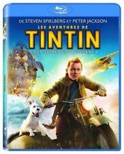 Les Aventures de Tintin, Le secret de la Licorne (BLU-RAY NEUF SOUS BLISTER)