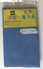 """New ListingTable Covers 4 Lot Plastic Protector Large 54"""" X 108"""" Party Blue Cmy Other Items"""