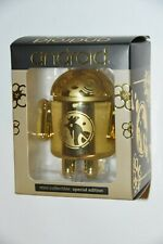 Year of Rooster Gold Android Special Edition Figure Andrew Bell Google Robot Toy