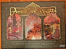 """Tales of the Arabian Nights"" Board Game"