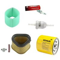 Kohler Tune Up Kit Fits CV11-16 CV460-CV493 Engines 1208310S 1208312S CV1116