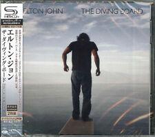 ELTON JOHN-THE DIVING BOARD-JAPAN 2 SHM-CD BONUS TRACK H00