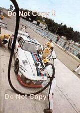 Jacky Ickx & Jochen Mass Martini Porsche 935 Watkins Glen 1976 Photograph 2