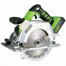 Greenworks G-24 24V Circular Saw (Battery & Charger not included) 32042A Saw NEW