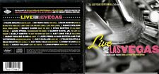 Live From Las Vegas cd (16 tracks)- Nancy Wilson,Bobby Darin,Keely Smith +