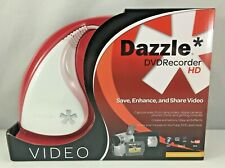 Dazzle DVD Recorder HD VHS to DVD Converter SAVE, ENHANCE, SHARE VIDEO