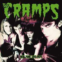 CRAMPS-Live In New York August 18 1979 (Orange Vinyl)-Vinyl Lp-Brand new/Stil...