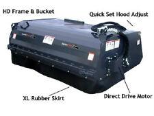 "72"" Bobcat Pick Up Broom Fits Bobcat Cat Case Asv Gehl Mustang John Deere"