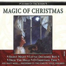 Magic of Christmas by Starlite Vocal Ensemble (CD, Oct-2001, Madacy)