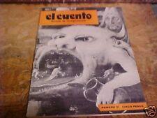 MARZO DE 1967 LATIN MAGAZINE EL CUENTO JEROME BOSCH ART